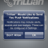 Trillian for iPhone - Enable push